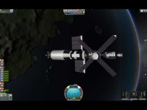 KerbalOdyssey - Skylab