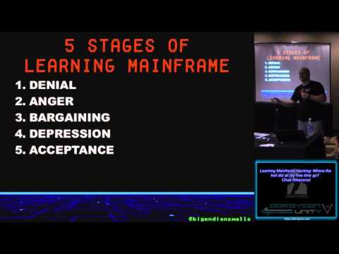 Stable31 Learning Mainframe Hacking Where the hell did all my free time go Chad Rikansrud