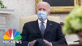 'I Am Prepared To Compromise': Biden Holds Bipartisan Meeting On Infrastructure | NBC News NOW