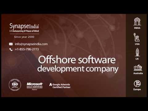 Offshore software development company – SynapseIndia