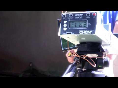 Power Ranger Slingshot Ft lbs generated