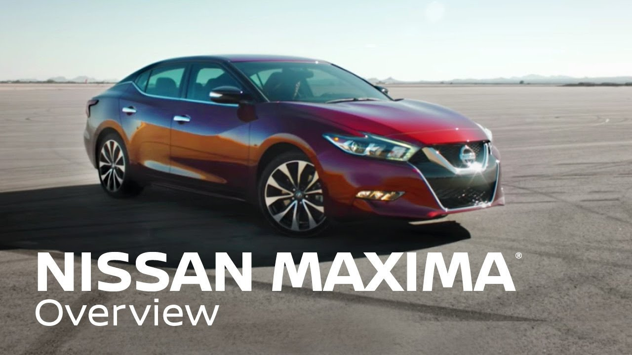 2016 Nissan Maxima Overview Full Length Youtube