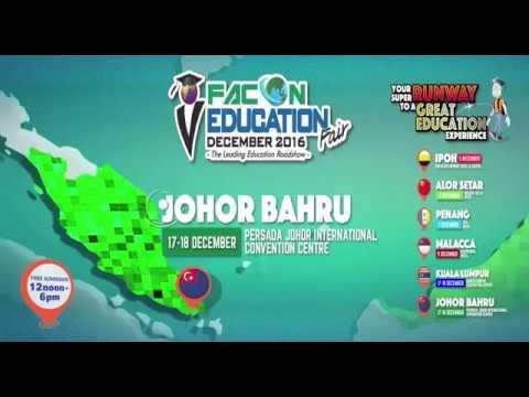 Facon Education Fair Dec 2016 - Cinema Advertisement