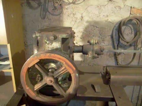 Самодельный станок для скрутки металла 12,14,16 мм.