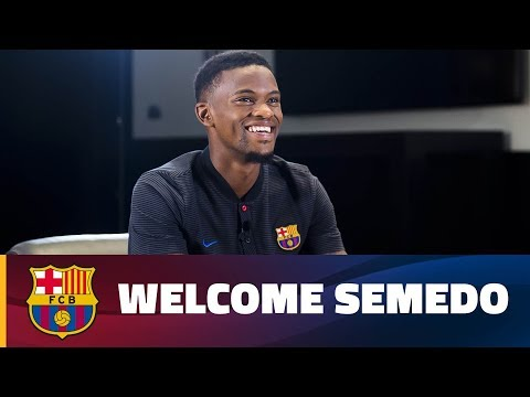 From the streets of Lisbon to Barça: the career of Nélson Semedo