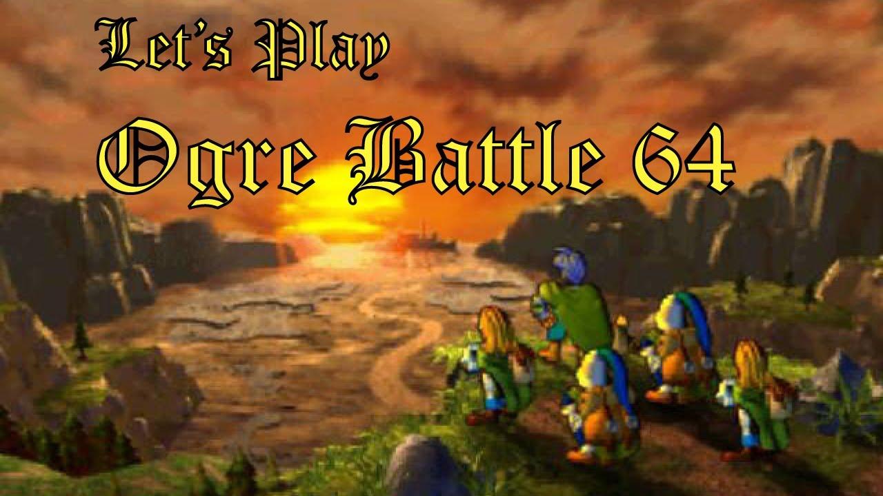 ogre battle 64 how to get gold