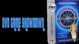 Who Wants To Be A Millionaire DVD Showdown