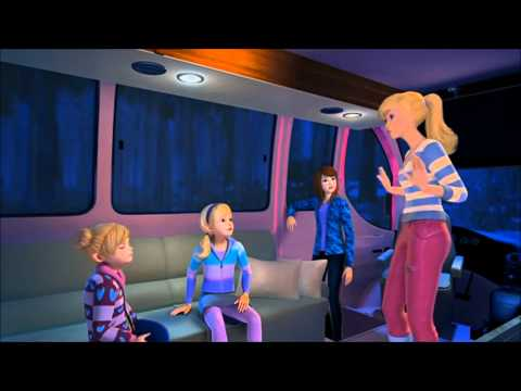 Barbie - A Camping We Will Go