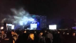 Primal Scream en el Corona Capital 2015