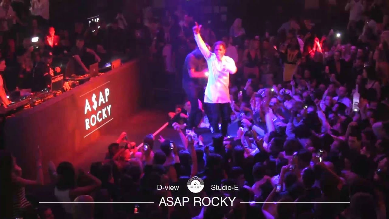 asap rocky live gotha club cannes youtube. Black Bedroom Furniture Sets. Home Design Ideas