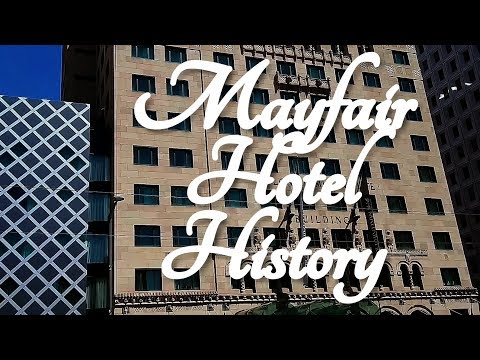 ASMR Mayfair Hotel History (Colonial Mutual Life Building, Adelaide)