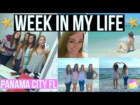 Panama City Beach Florida Vlog!