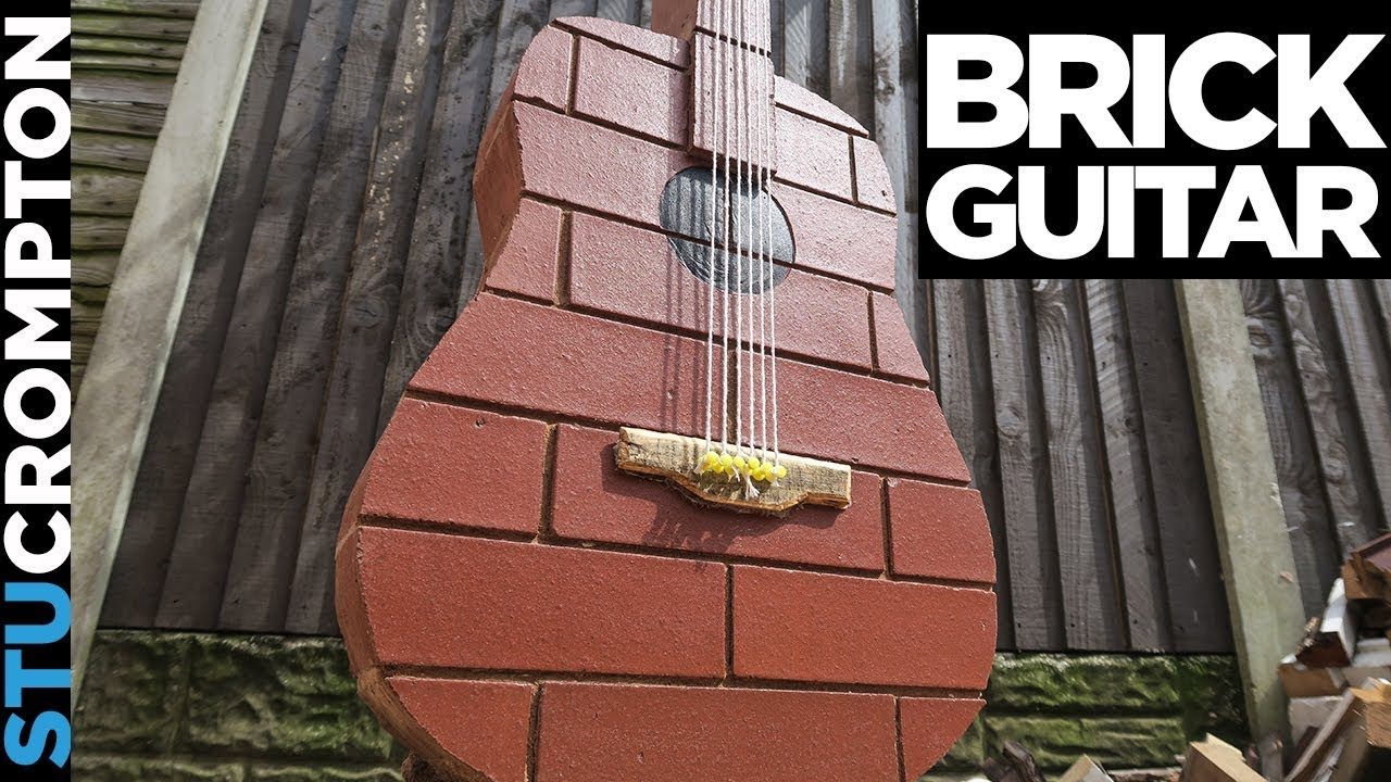 how to build a guitar