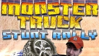 "Monster Truck Stunt Rally - 500k Games w/ Kootra ""Sooper Physicz"""