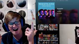 Westlife - Dynamite (Track Reaction And Review)