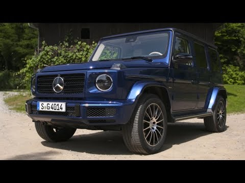 2020 Mercedes-Benz G-Class - STRONGER THAN TIME Edition Unveiled