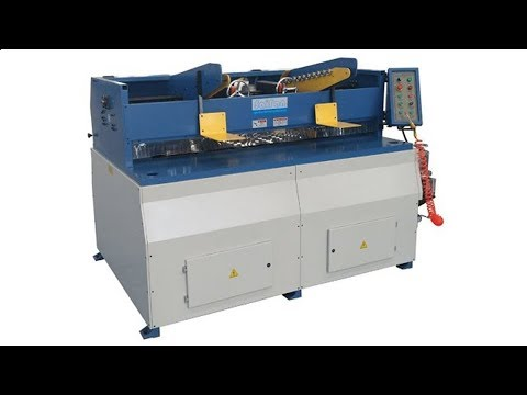 Pallet machine - Double heads notching machine for Wooden pallets - SF7013