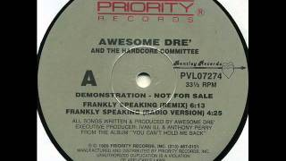 Awesome Dre & The Hardcore Committee - Executioner Style (Remix) (Priority 1989).wmv