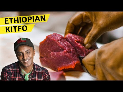 Chef Marcus Samuelsson Makes Traditional Ethiopian Kitfo — No Passport Required thumbnail