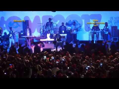 ST Brikama Boyo  - Live Performance @ Gambian Open mic Festival 2017
