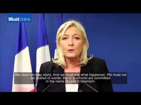 French far-right leader says radical...