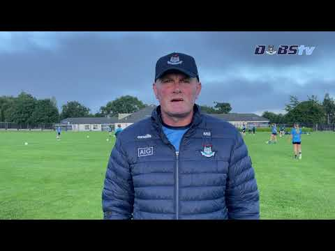 DubsTV catches up with Dublin Ladies manager Mick Bohan, ahead of All-Ireland Final v Meath