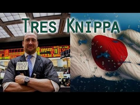 Japan's Debt is a MAJOR Problem - Tres Knippa of ShortJapanDebt.com