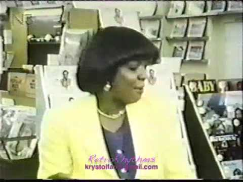 Thelma Houston 70's Record Store Promo - Don't Leave Me This Way