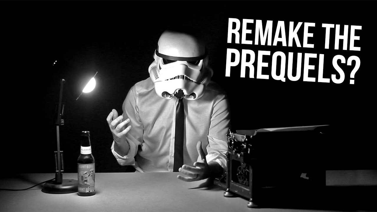 An alternative Star wars prequel trilogy: the ground rules