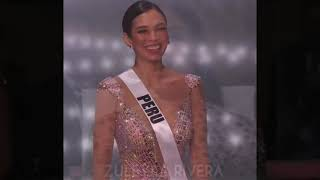 Miss Peru Universe 2020 Winning Final Answers (ROBBED)