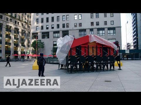 Al Jazeera English: Art and architecture marry in downtown New York