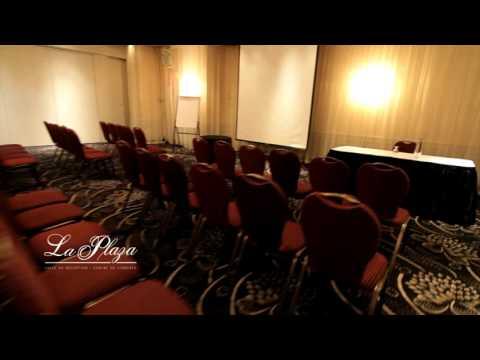 La Plaza Corporate Video - Downtown Montreal PMG Venue