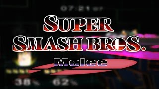 THIS GAME IS SO FUN - Super Smash Bros. Melee