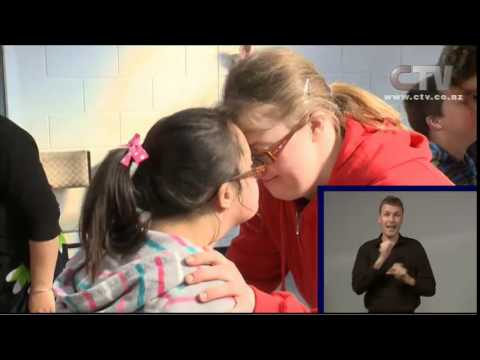 CTV News with NZ Sign Language - Saturday 1st November 2014