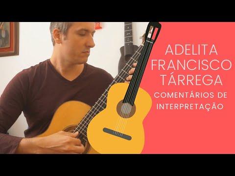Adelita - Francisco Tárrega - Aula De Violão Clássico