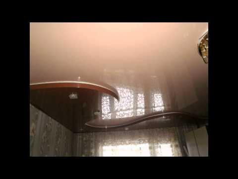 Натяжные потолки в Старом Осколе часть 1. Принимаю заказы.