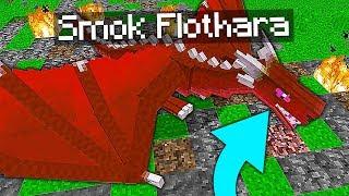 PIERWSZY LOT NA MOIM SMOKU - Minecraft: Przygody z Flotharem #17