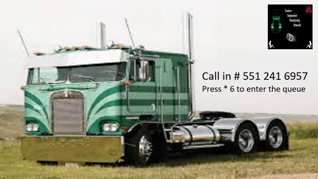 Appearance on The Independent Truckers Show