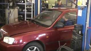 Замена катализатора и  установка  гофры на авто  Hyundai Accent.установка  катализатора и ремонт.(установка катализатора и установка гофры на авто Hyundai Accent.установка катализатора и ремонт.Наши услуги..., 2013-05-19T13:30:01.000Z)
