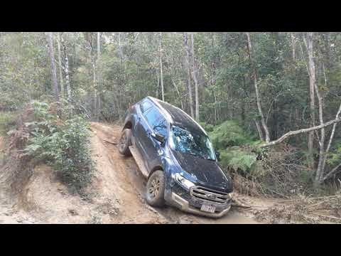 Ford Everest Glasshouse Mountains