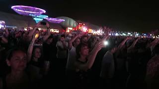 Franz Ferdinand - Take Me Out - 2018-07-13 Madrid (Mad Cool Festival)