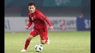 Nguyễn Quang Hải - Cầu thủ khiến Son Heung Min liên tục phạm lỗi