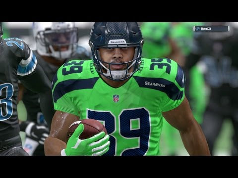 ROOKIE RUNNING BACK BREAKOUT GAME ON TNF! Madden 17 Online CFM Gameplay