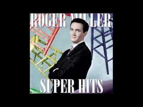 Roger Miller- Me And Bobby McGee (Lyrics in description)- Roger Miller Greatest Hits