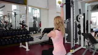 Kezdő alakformáló női edzésprogram