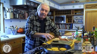 Corn Fritters | Jacques Pépin Cooking At Home | KQED