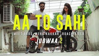 Aa Toh Sahii Song |  Zumba Dance Video | Samar Singh | Judwaa 2 | Varun | Jacqueline | Taapsee