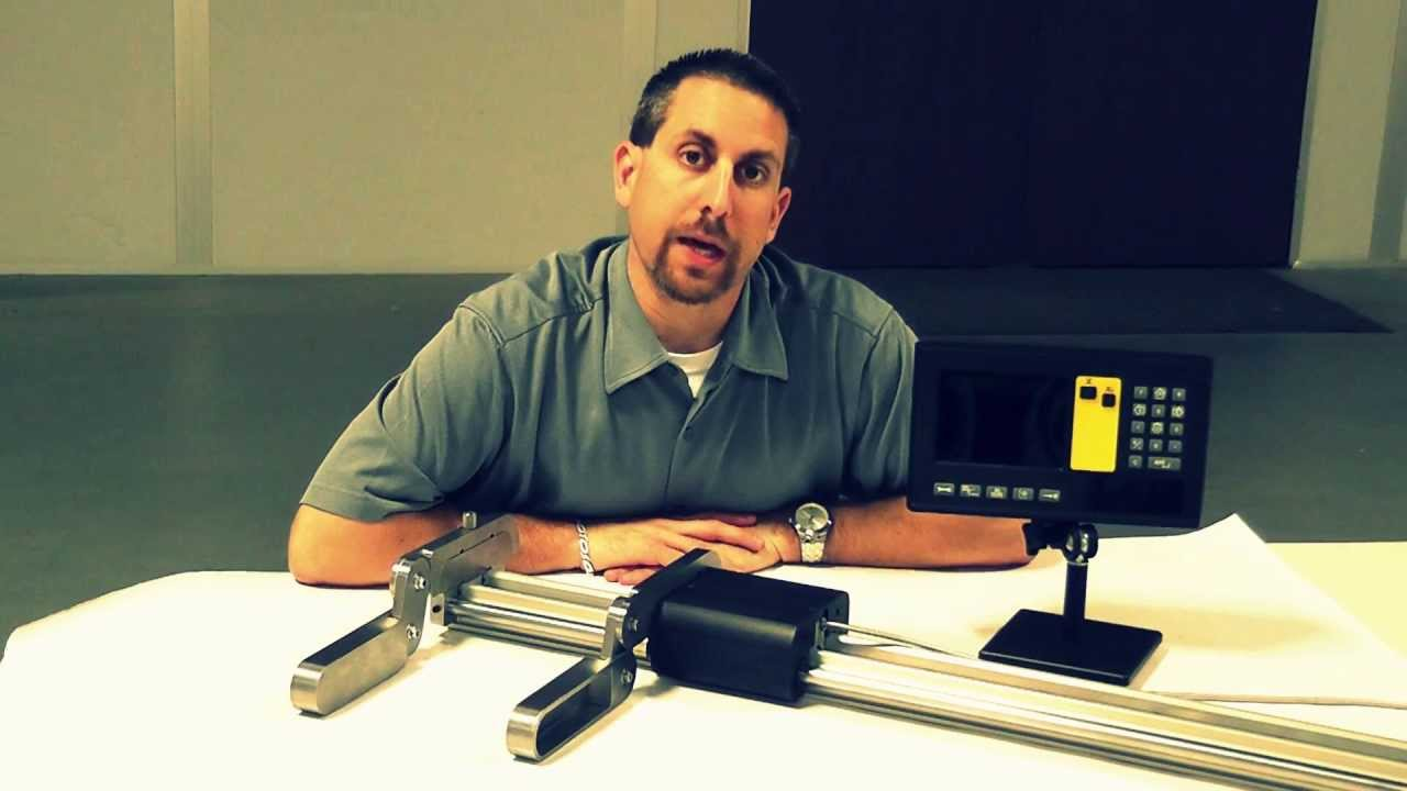 Linear Measuring Devices : Ldmd ™ linear digital measuring device youtube