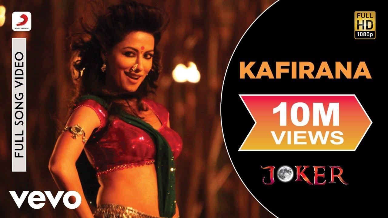 Download Kafirana Full Video - Joker Akshay Kumar, Chitrangada Singh Sunidhi Chauhan Farah Khan