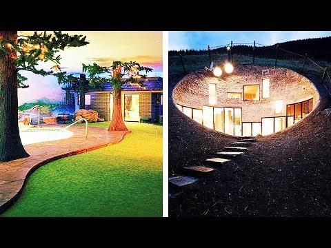 Die 5 krassesten Luxus-Bunker aller Zeiten!!
